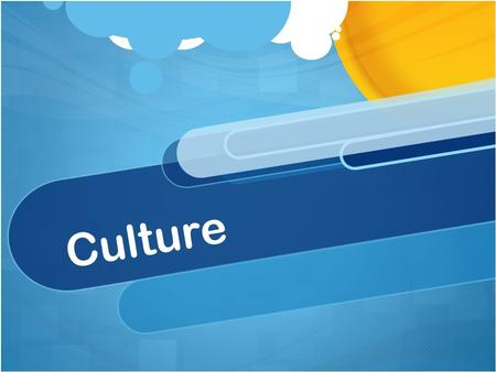 Culture. What is culture? It consists of all the shared products of human groups Material Culture  physical objects created by human groups, also known.