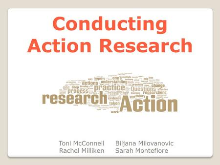 About Action Research