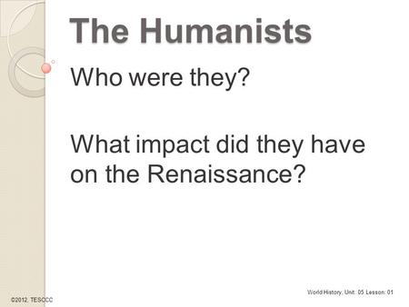 how did the renaissance impact our world Rather interesting on how we look back and try to explain our history had a major impact on the history of the world renaissance world.