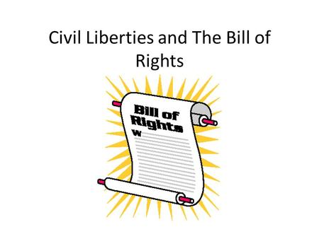 how are civil liberties better protected Civil rights vs civil liberties i started to take a survey given by the  because the 14th amendment already protected gays they knew better gay marriage & civil .