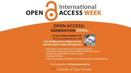 What is Open Access? The immediate, online, free availability of research outputs Journal articles, books, theses, data, and more can all be made open.