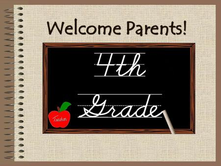 Welcome Parents!. Ms. Hendrick: Reading, Writing, & Social Studies Mrs. Volden: Math, Science & Technology *Please feel free to contact the appropriate.