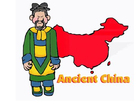 Geography of China For thousands of years, the ancient Chinese thought they were pretty much alone on the planet Earth. They knew there were people to.