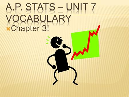  Chapter 3! 1. UNIT 7 VOCABULARY – CHAPTERS 3 & 14 2.