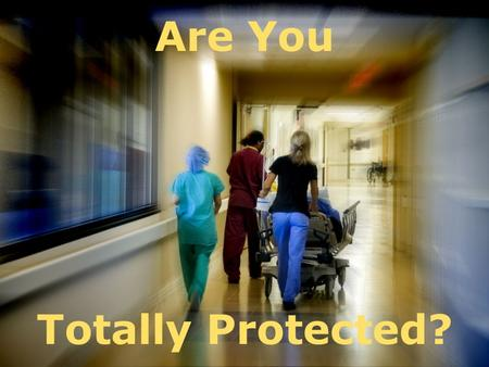Are You Totally Protected?. Who is USA Benefits Group? About the Company  USA Benefits Group is a nationwide network of health and life insurance professionals.