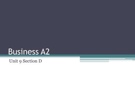 a2 business unit 9 Hodderplus , aqa a2 business studies unit 4 – course companion edition 2 , aqa a2 business studies student unit guide new edition 3.
