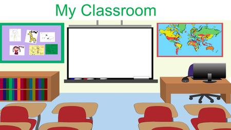 My Classroom. Audience Italian I - Grade 9 ACTFL Level: Novice-Low Three lessons of 40 minutes each.