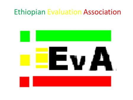 Ethiopian Evaluation Association
