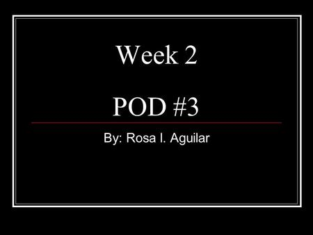 Week 2 POD #3 By: Rosa l. Aguilar. How many 9-inch square floor tiles are needed to cover a rectangular floor that measures 12ft. By 15ft.? The Question.