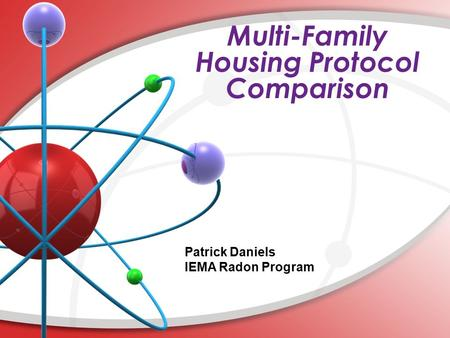Multi-Family Housing Protocol Comparison