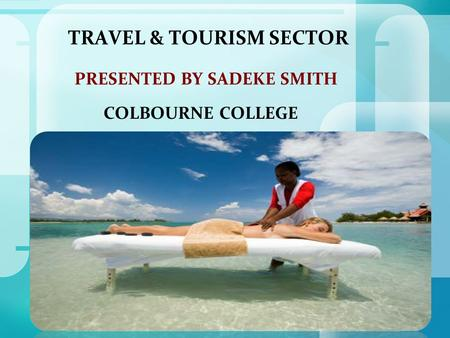 TRAVEL & TOURISM SECTOR