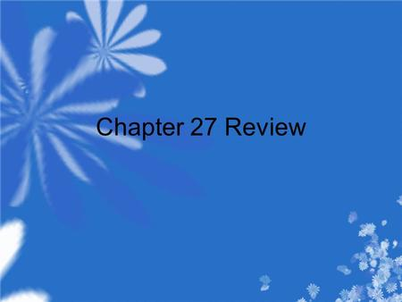 Chapter 27 Review. What to know…. The Monroe Doctrine Venezuela/ British Dispute Yellow Journalism/ Jingoism Hawaii Remember the Maine McKinley's reasons.