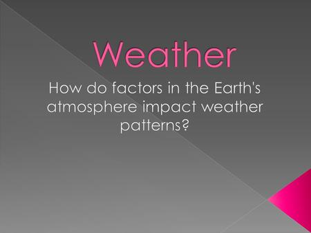  Earth's atmosphere is divided into several different atmospheric layers extending from the Earth's surface outward: › Troposphere › Stratosphere › Mesosphere.
