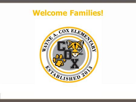 Welcome Families!. Contact Information Brigette Hinte –  – Phone : 817-698-7218 Julie Campbell –