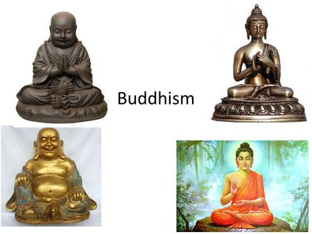 Buddhism. Founder of Buddhism Siddhartha Gautama became Buddha in 535 BCE when he reached enlightenment. The Middle Way as the path to enlightenment.