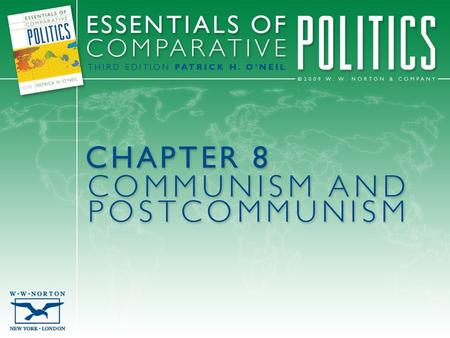 What Is Communism? Ideology and political economy