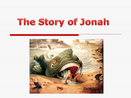  Jesus Believed It, Matt.12:38-41  Jonah - Running From God, Ch.1  Longest Race a Man Will Run?  Jonah - Running To God, Ch.2  Pain brings Correction,