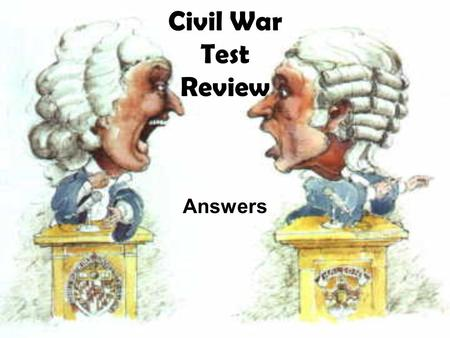Civil War Test Review Answers. Secede (secession)