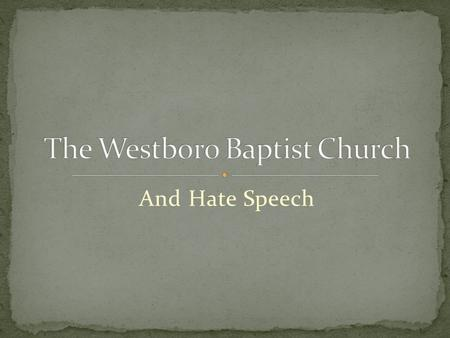 And Hate Speech. Dictionary.com defines hate speech as speech that attacks a person or group on the basis of race, religion, gender, or sexual orientation.