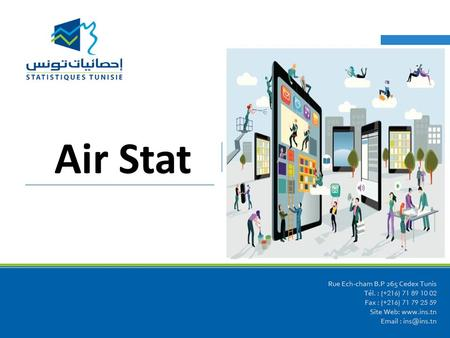 Air Stat. Air Stat Overview Mobility is clearly one of the hottest Topic An ecosystem of sopisticated related technologies is already established: – Cloud,