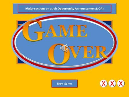Answer here XXXXXXXXX Overview Duties Qualifications & Evaluations Benefits & Other Info How to Apply Answer here XXXXXXXXX 123 4 5 Play Game XXX XXX.