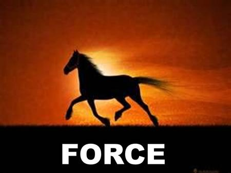 Force Unit FORCE Force Unit Unbalanced Forces Forces – Day 1 Objectives I will knowthe nature of forces and their interactions with matter. I will be.