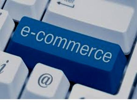 ''It is the practice of selling goods and services and carrying on other business activities via computer, especially over Internet.'' ''A company that.