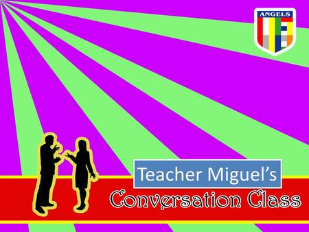 Teacher Miguel's. For the month of November our focus was recognition of different shapes and colors. We look around the classroom and find different.