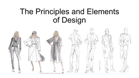 The Principles and Elements of Design. What Are They? The Principles of Design are the RULES that designers follow. Elements of Design.