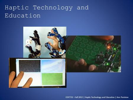 Research Paper On Technology