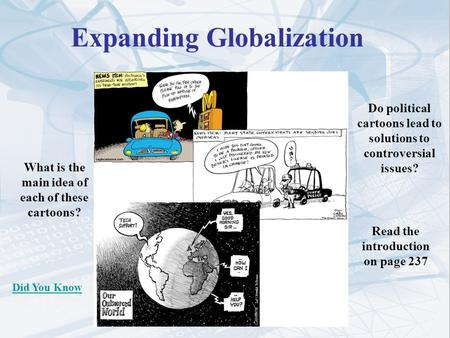 to what extent should globalization shape identity essay