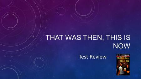 THAT WAS THEN, THIS IS NOW Test Review. 1 61 27 5 962 707 631 403 48 240 33 15 800 550 349 94 352 72 238 50 100 Zonk ZONK! Review Game Zonk 85.