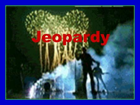 Jeopardy Learning Objectives Describe solids, liquids, & gases in terms of their shape, volume, kinetic energy of their particles, & distance between.