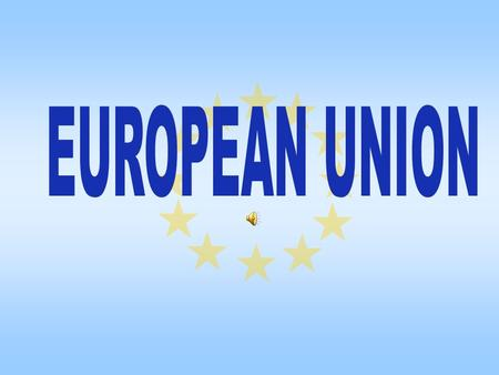 Anthem of the EU This is the anthem not only of the European Union but also of Europe in a wider sense. The melody comes from the Ninth Symphony composed.