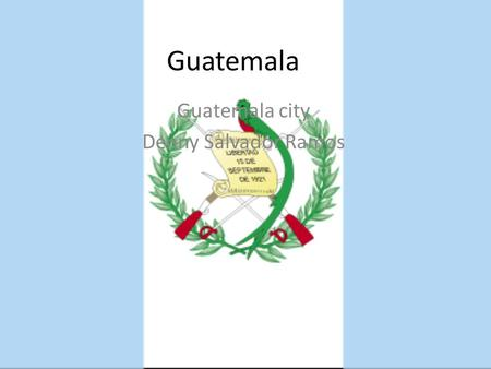 Guatemala Guatemala city Denny Salvador Ramos Travel plans General Edward Lawrence Logan international Airport. La Aurora international airport. The.