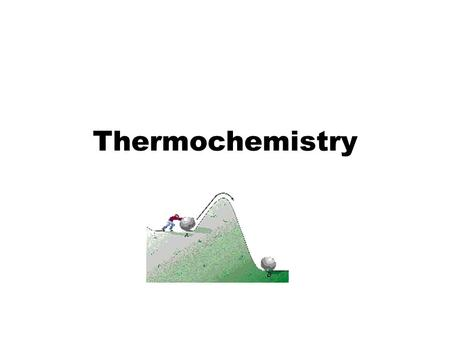 Thermochemistry. Topic: Specific Heat and Calorimetry Objectives: Day 1 of 2 To understand specific heat and it's units To understand calorimetry and.