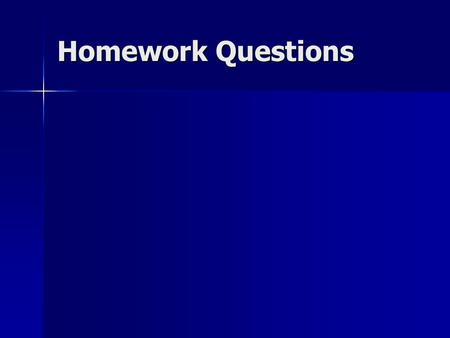 Homework Questions. Graphing: Secant and Cosecant Section 4.5.