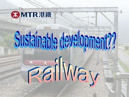 Sustainable development??