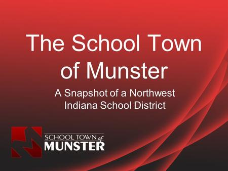 The School Town of Munster
