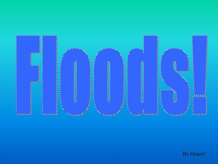 Flood Disaster Math Water, Wind and Earth Game By Grace!