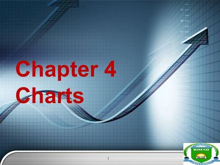 LOGO Chapter 4 Charts 1. LOGO What is a Chart?  Charts are visual representations of worksheet data. Charts often makes it easier to understand the data.