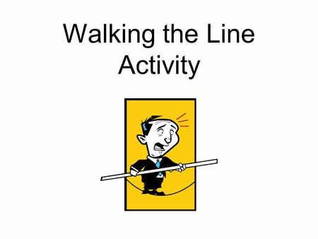 Walking the Line Activity. How can we model 3 x 2 using a number line? -15 -10 -5 0 5 10 15.
