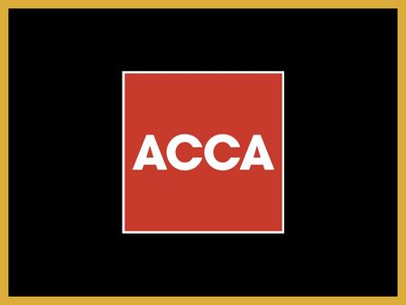 How ACCA assesses compliance with auditing standards.