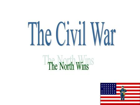 Teacher Notes Use this template presentation to introduce the beginning of the Civil War TEKS 5.23C, and 5.23D. This template can also be used by students.