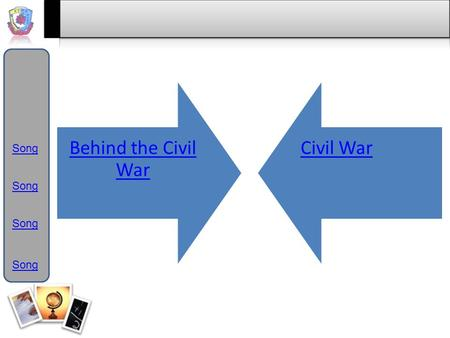 Behind the Civil War Civil War Song. War Begins Modern War Strategy- Union Strategy- Confederacy Advantages- Union Advantages- Confederacy Government.
