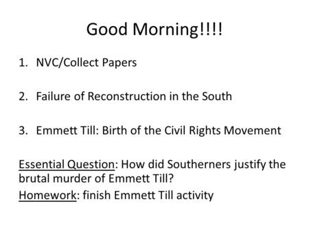 reconstruction a failure essays