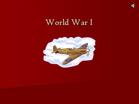 World War I Leaders Technology of War CausesEventsPlacesMiscellaneous 100 200 300 400 Final Jeopardy!!