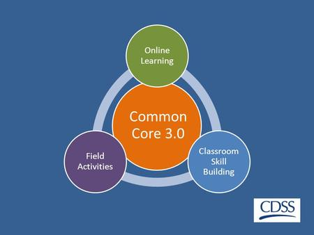 Common Core 3.0 Online Learning Classroom Skill Building Field Activities.