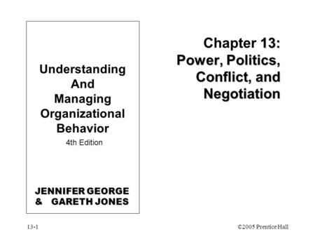 is power central to understanding politics Chapter 1 theories of power a survey towards the development of a theory of from an understanding of theories of power and the use of power was a central concept only in the political sciences.