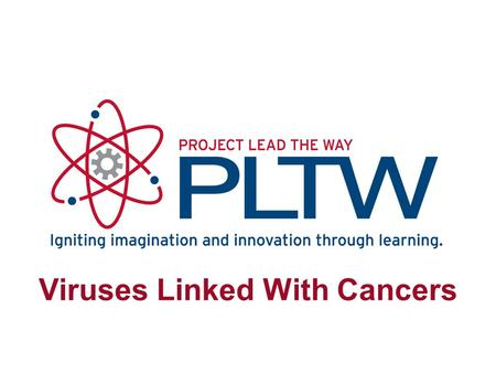 Viruses Linked With Cancers. Human Papilloma Viruses (HPVs) HPV is a sexually transmitted infection. HPV causes abnormal cells to start growing and eventually.